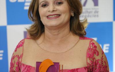 Zenaide vence Prêmio Sebrae Mulher de Negócios ES 2014